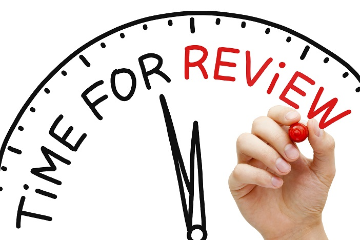 Good Performance Review and Then Fired – Performance Review